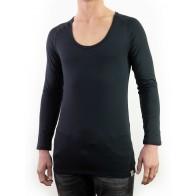 Silvershirt с длинным рукавом, круглый вырез